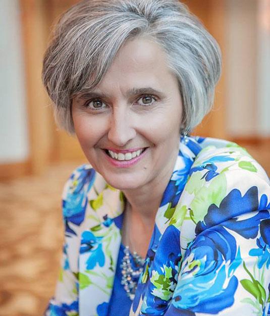 Laura J Weber